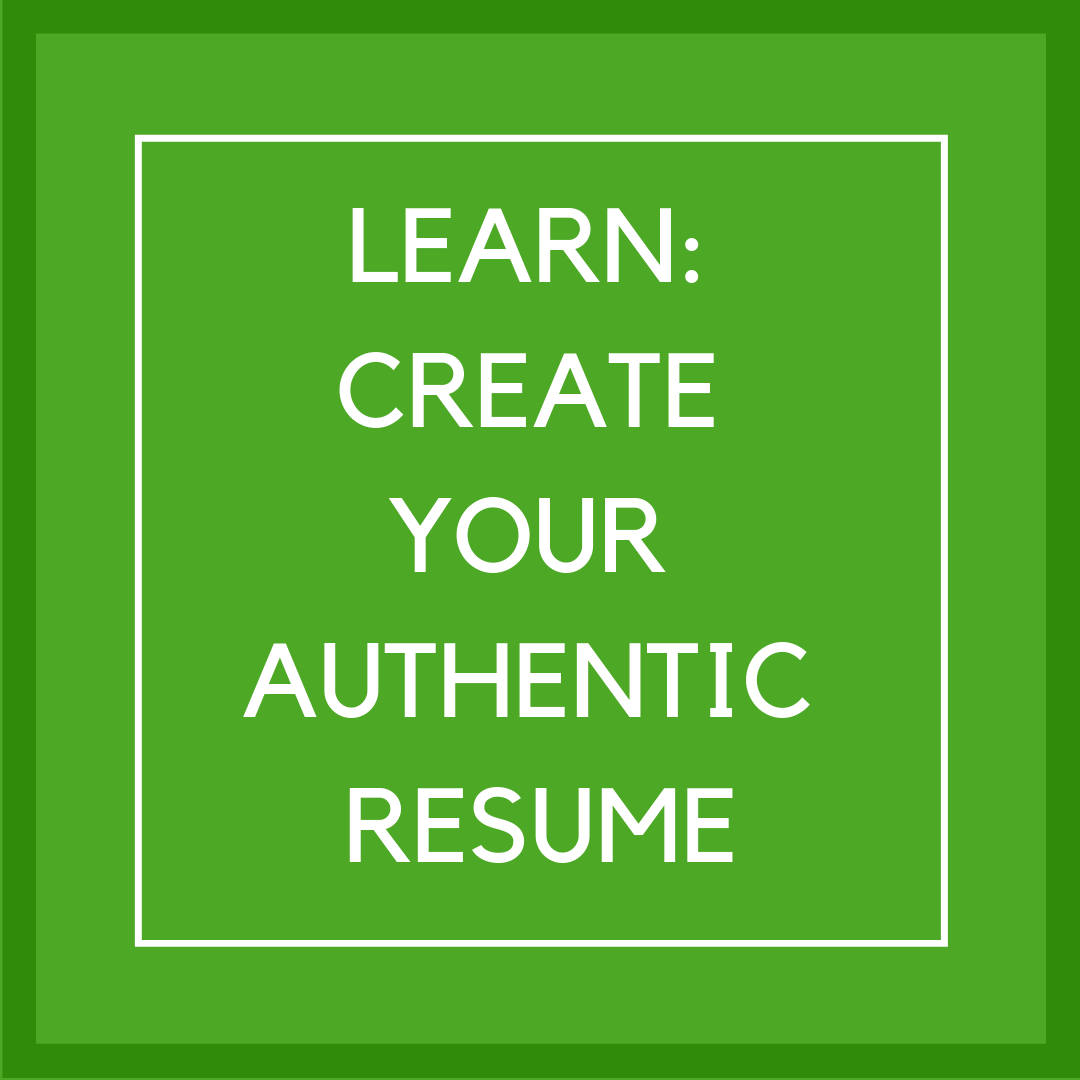 p12 box create your authentic resume